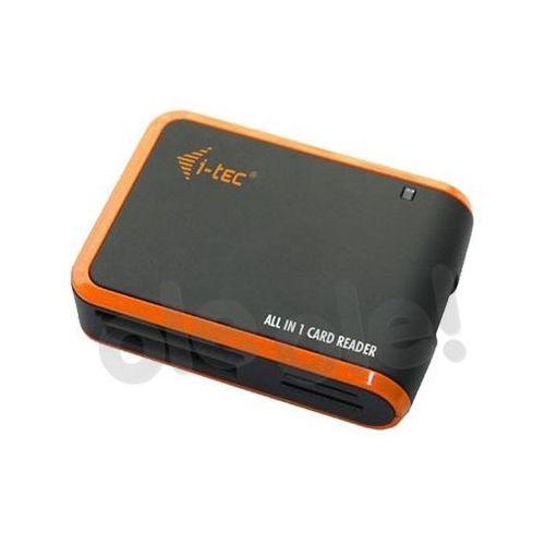 i-Tec USBALL3B (czarno-pomarańczowy) - produkt w magazynie - szybka wysyłka! (8594047318355)