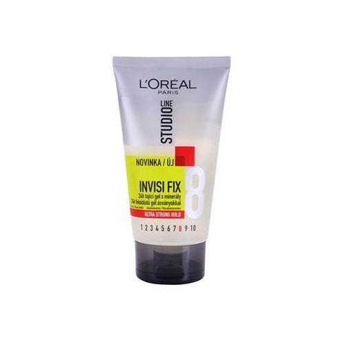 L'oréal paris  studio line mineral fx żel do włosów (invisi fix) 150 ml