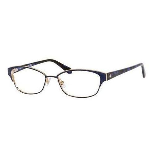 Kate spade Okulary korekcyjne  ragan 0da4 00