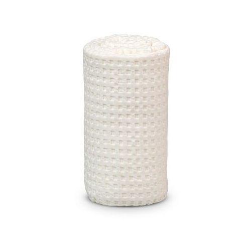 kocyk wafelkowy bawełniany vanilla cream marki Lulujo