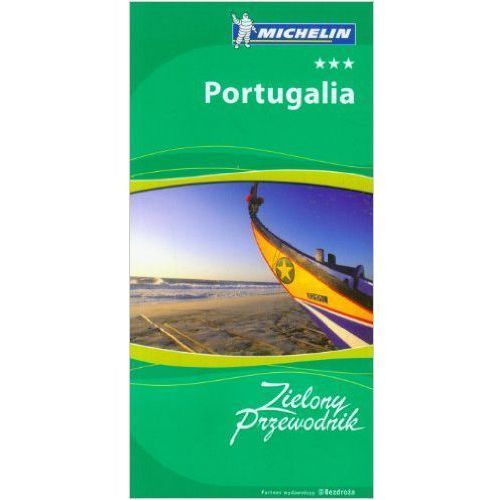 Michelin Portugalia Zielony Przewodnik PROMOCJA, kup u jednego z partnerów