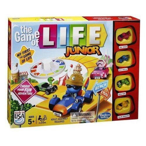 Hasbro Gra w życie junior (5010993406890)