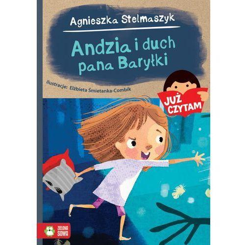 Andzia i duch pana Baryłki Już czytam! - Agnieszka Stelmaszyk (2016)