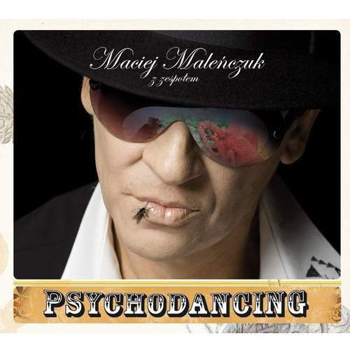 Warner music Maciej maleńczuk, psychodancing - maleńczuk z zespołem psychodancing (digipack) (5051865164524)