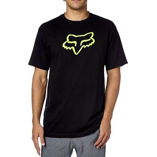 Koszulka - legacy foxhead black/green (151) rozmiar: 2x marki Fox