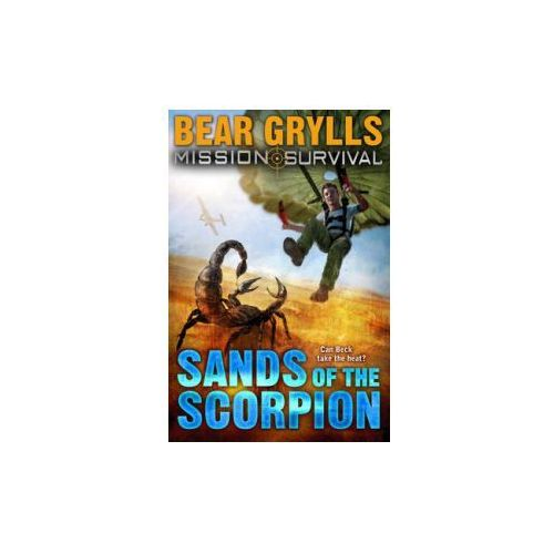 Mission Survival 3: Sands Of The Scorpion (9781862304826)