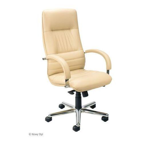Fotel gabinetowy LINEA steel04 chrome, Promocja!