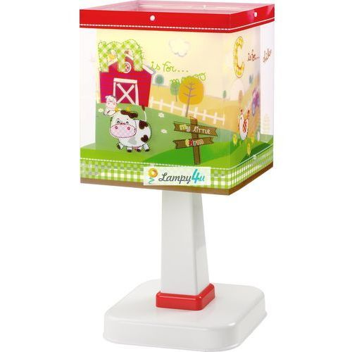 Dalber 64401 - - lampa dziecięca my little farm 1xe14/40w/230v