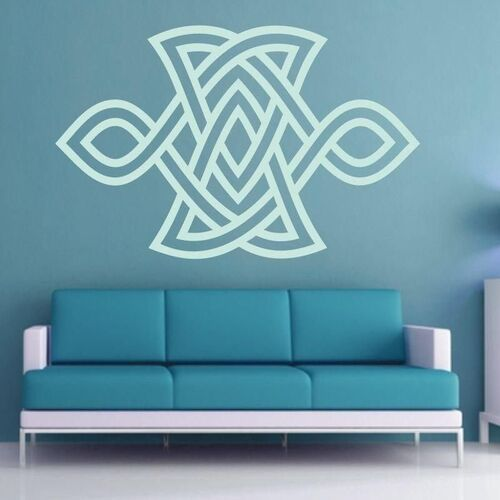 Szablon malarski celtycki 60 marki Wally - piękno dekoracji