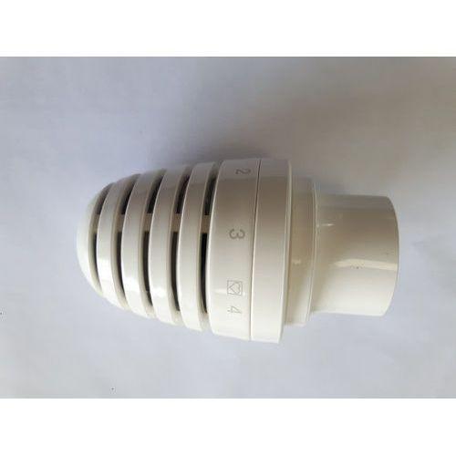 """głowica termostatyczna herz de luxe """"h"""" m30x1,5 biała (ral 9010) - 1 9238 44 marki Herz"""