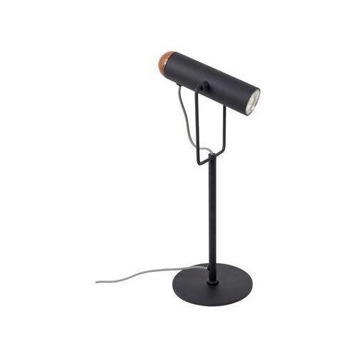 Zuiver Lampa stołowa Marlon czarna 5200053, 5200053