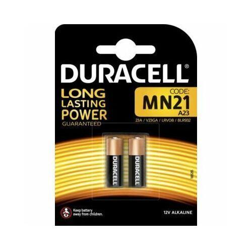 Baterie MN21 DURACELL (2 szt.) (5000394071117)