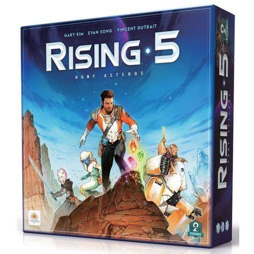 Portal games Rising 5: runy asteros - , 2 pionki darmowa dostawa kiosk ruchu (5902560381092)