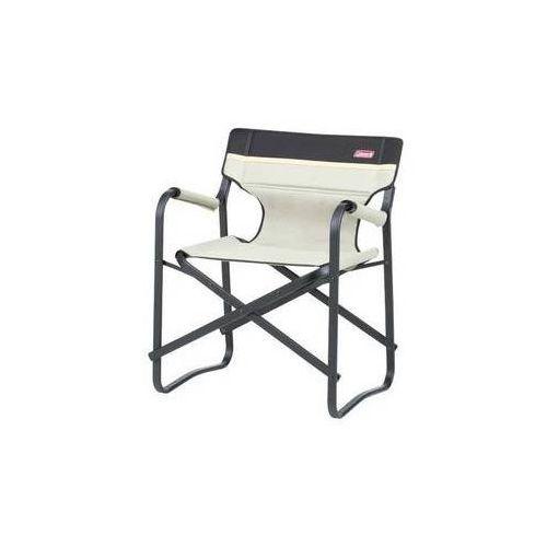 Krzesło składane Coleman DECK CHAIR Khaki (62x55x78 cm, 2600 g, rama aluminiowa) ()
