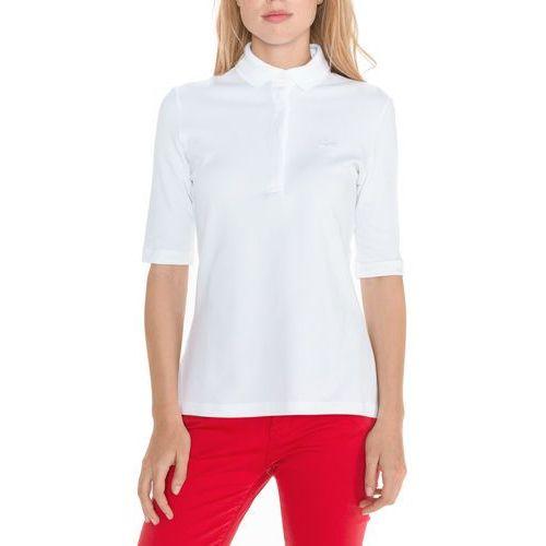 Lacoste Polo Koszulka Biały M