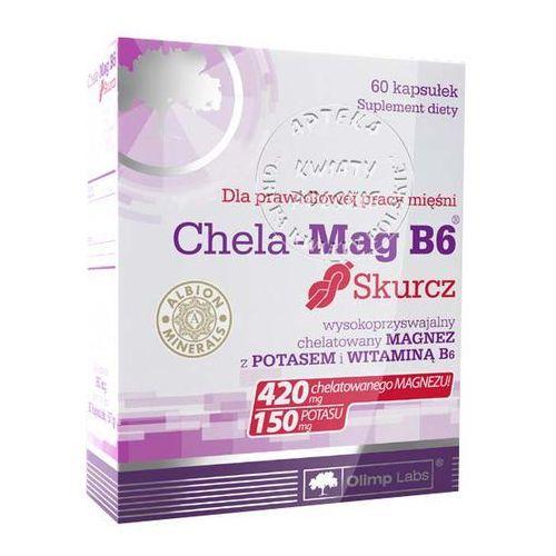 Kapsułki Chela-Mag B6 Skurcz kaps. x 60