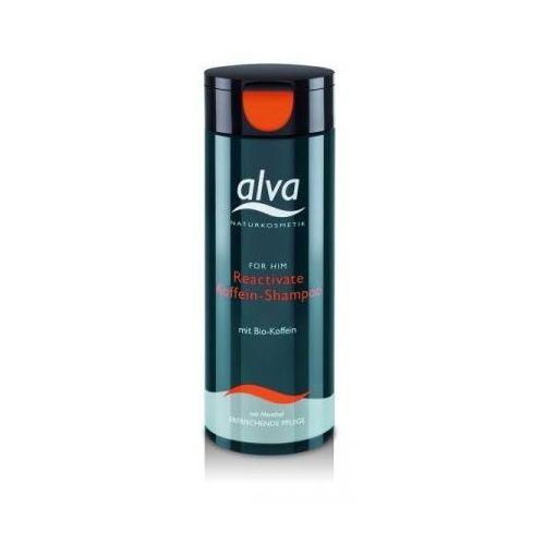 Wzmacniający szampon do włosów z kofeiną FOR HIM 200ml