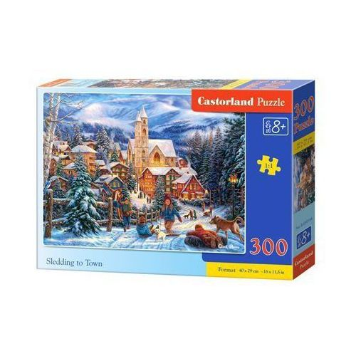 300 elementów na sankach do miasta - darmowa dostawa od 199 zł!!! marki Castor
