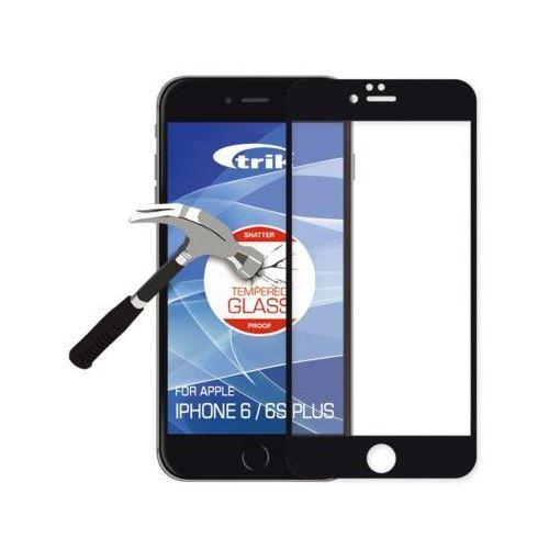 Holdit Trik szkło hartowane dla iPhone 6 Plus/6S Plus, czarne (612722) Darmowy odbiór w 20 miastach! - produkt z kategorii- Szkła hartowane i folie do telefonów