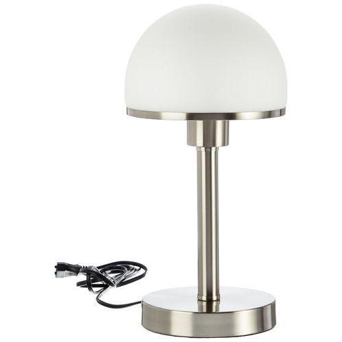 Trio 5922 lampa stołowa Nikiel matowy, Stal nierdzewna, 1-punktowy - Dworek/Vintage - Obszar wewnętrzny - JOOST - Czas dostawy: od 3-6 dni roboczych, 5922011-07