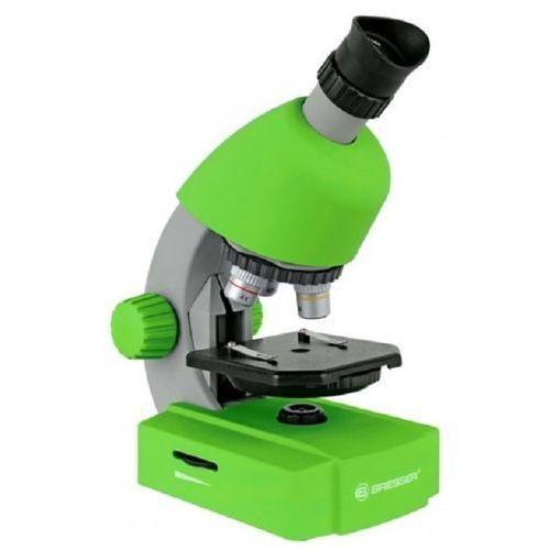 Mikroskop BRESSER Junior 40x-640x Zielony + DARMOWY TRANSPORT!