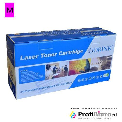 Toner LHCE403A-OR Magenta do drukarek HP (Zamiennik HP 507A / CE403A) [6k], towar z kategorii: Tonery i bębny