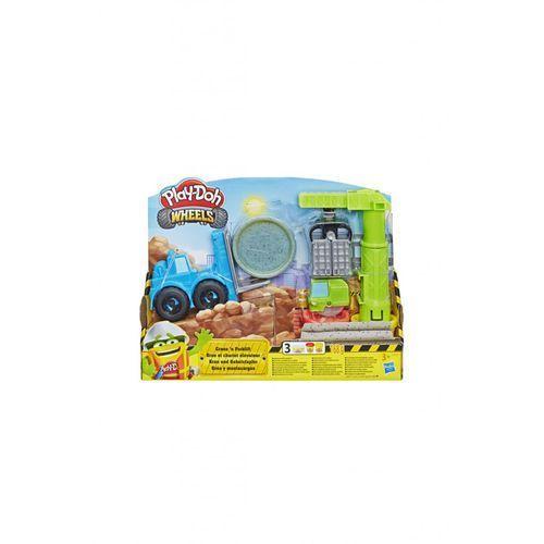Playdoh Play-doh wheels dźwig 1y37dg