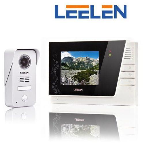 """Leelen Wideodomofon 4"""" V26/No15n V26_No15n - Autoryzowany partner Leelen, Automatyczne rabaty., V26_No15n"""