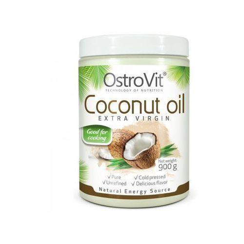 coconut oil (olej kokosowy nierafinowany) 900g marki Ostrovit - OKAZJE