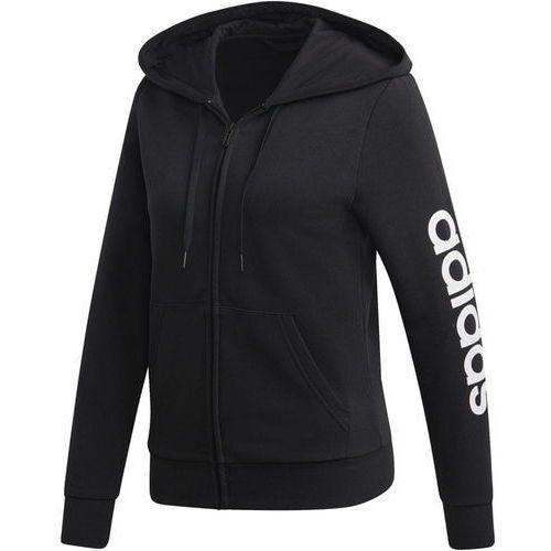 adidas Performance ESSENTIALS Bluza z kapturem black zalando czarny