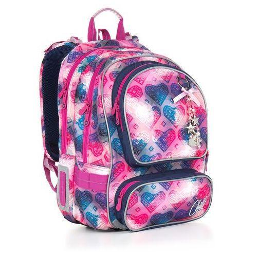 Plecak szkolny chi 869 h - pink marki Topgal. Najniższe ceny, najlepsze promocje w sklepach, opinie.
