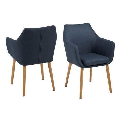 Actona Krzesło nora dark blue (5705994917109)