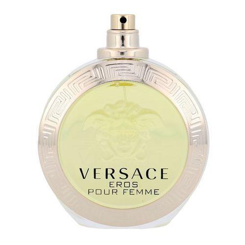eros pour femme tester 100 ml woda toaletowa marki Versace