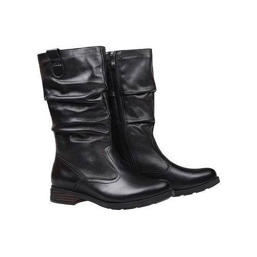 02a256ff4f67c Info · Kozaki comfort 4278 czarne h ocieplane zimowe na haluksy marki Axel