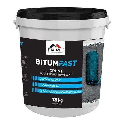 Szybki grunt bitumiczny Matizol Bitumfast 18 kg, 10038555