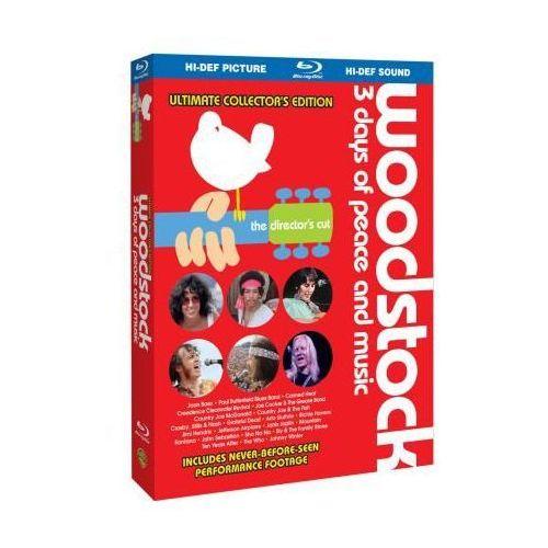 Film GALAPAGOS Woodstock: 3 dni pokoju i muzyki: Limitowana edycja specjalna (2 Blu-ray)