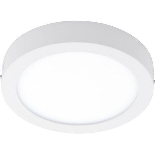 plafon FUEVA LED biały okrągły PROMOCJA!, EGLO 96168