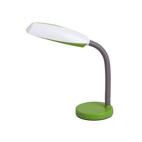 Rabalux Lampa lampka stołowa biurkowa dean 1x15w e27 zielony/biały 4154 (5998250341545)