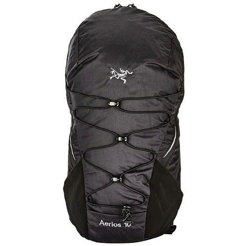 aerios 10 daypack czarny plecaki codzienne marki Arc'teryx