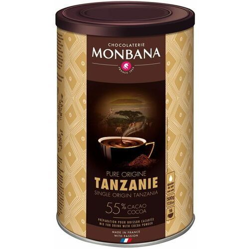 Monbana czekolada Tanzanie, 500 g (3474340018587)