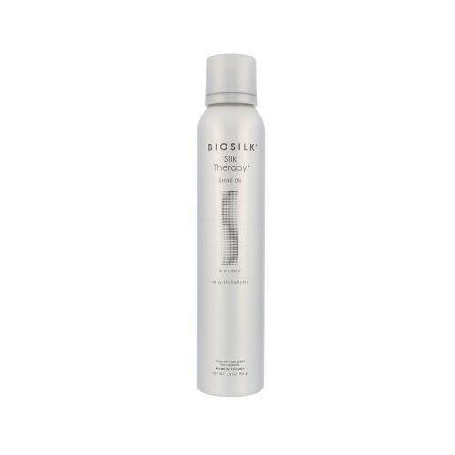 Farouk systems biosilk silk therapy shine on spray na połysk włosów 150 g dla kobiet