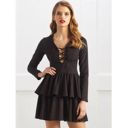 Sukienka Celestine w kolorze czarnym - produkt z kategorii- Pozostałe