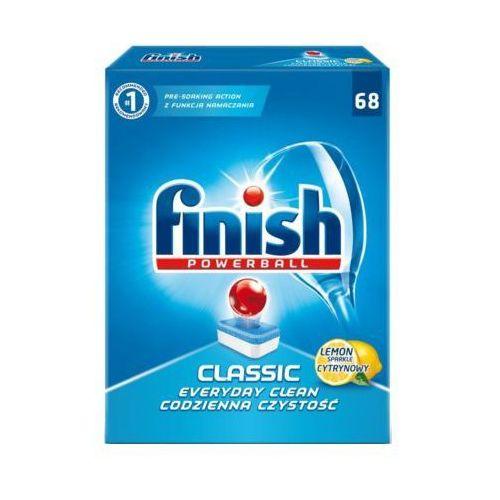 Finish Tabletki classic cytrynowy 68 szt. (5900627066647)