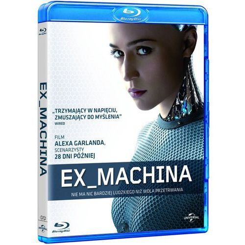 Ex Machina Blu Ray, 73592502793BL (4419422)