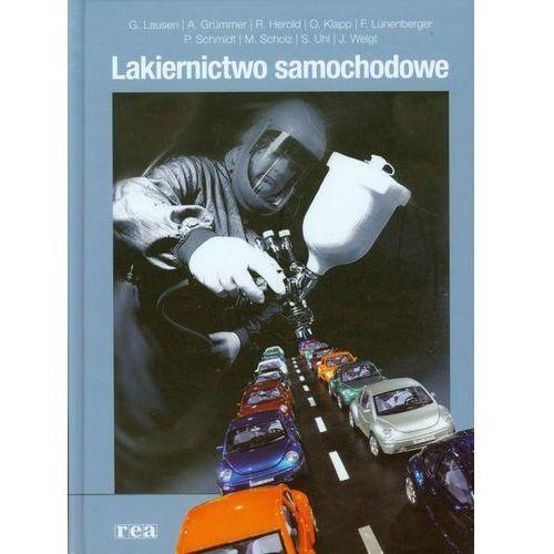 Lakiernictwo samochodowe, książka z kategorii Książki motoryzacyjne
