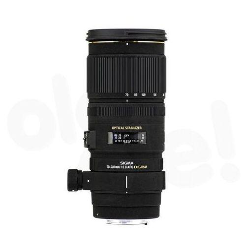 Sigma AF 70-200 APO EX DG OS HSM Canon - produkt w magazynie - szybka wysyłka!, OSC70-200/2.8 APO