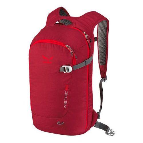 Salewa Metric 20 Plecak czerwony 2016 Plecaki szkolne i turystyczne
