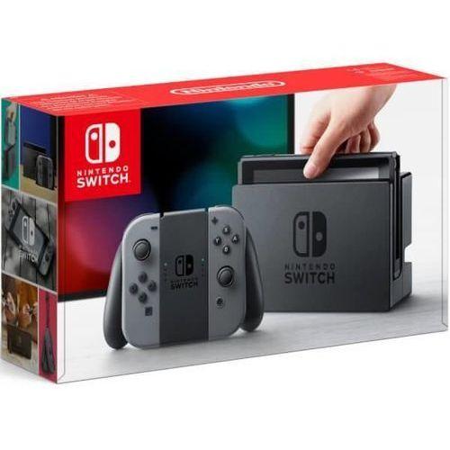 Nintendo switch joy-con szary