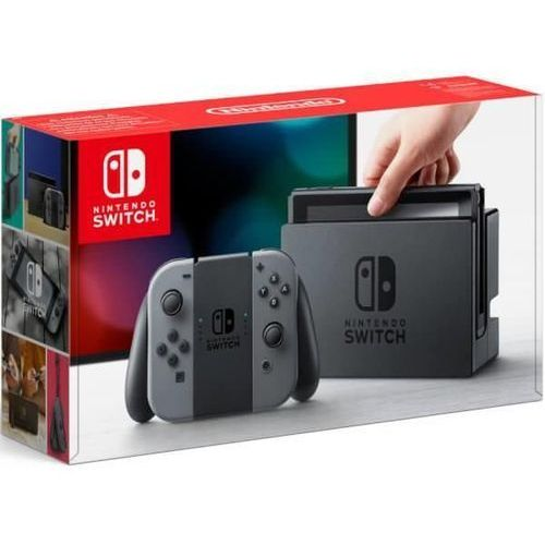 switch joy-con szary marki Nintendo