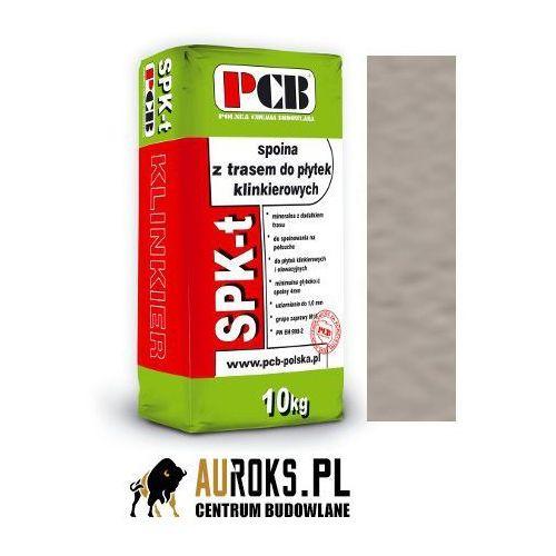 spoina z trasem do płytek klinkierowych do spoinowania w zakresie 4-16 mm spk-t 10kg beż marki Pcb